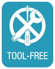 TOOL FREE